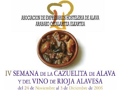 IV edición de la Semana de la Cazuelita