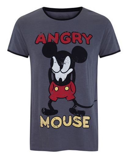Camiseta Mickey Suiteblanco