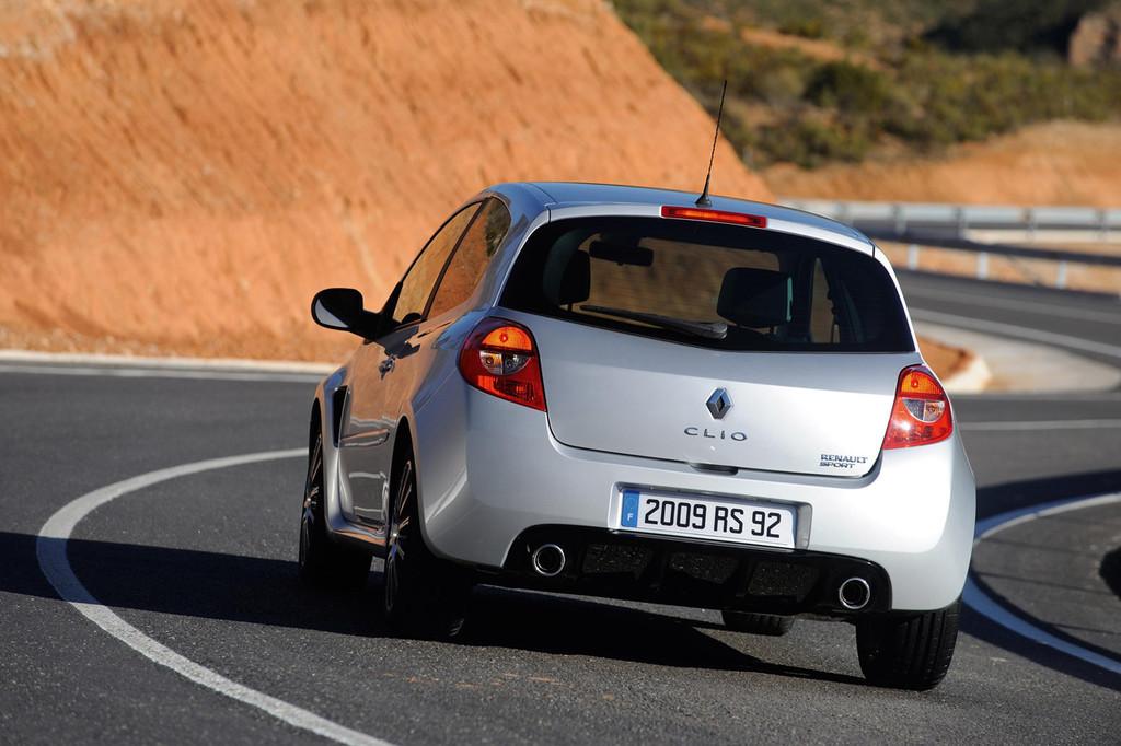 Foto de Renault Clio Renault Sport 2009 (13/20)