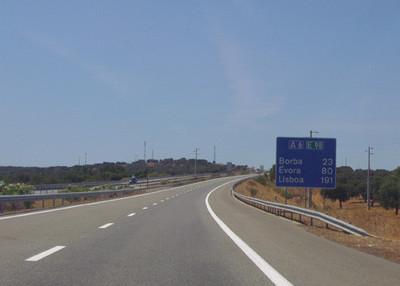 Viajar en coche por Portugal