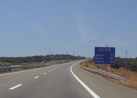 Ruta 6 Badajoz Lisboa