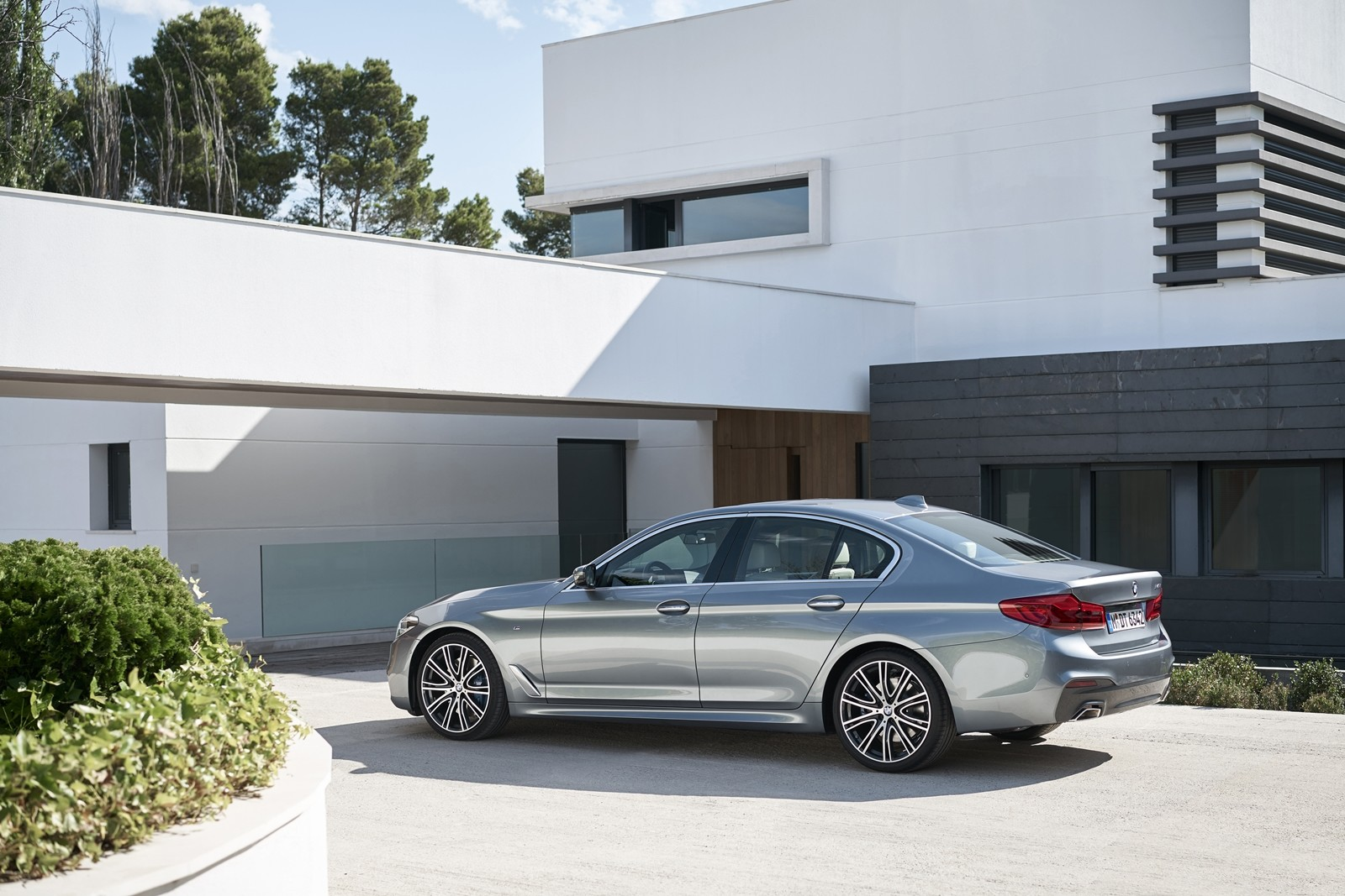 Foto de BMW Serie 5 2017 (48/134)