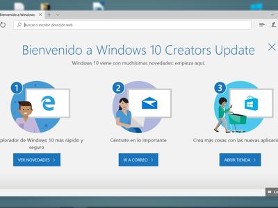 Windows 10 Creators Update ya está entre nosotros y estas son algunas de las mejoras que vamos a encontrar