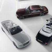 Si compras uno de los últimos Rolls-Royce Phantom Drophead, de regalo te llevas un pedazo de la fábrica