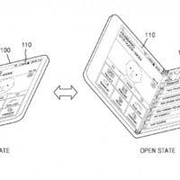 Samsung crea una patente que muestra celulares que se doblan o se enrollan