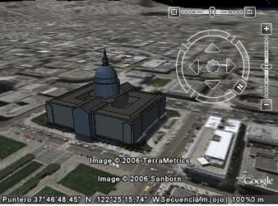 Google Earth: Universal y con mejoras