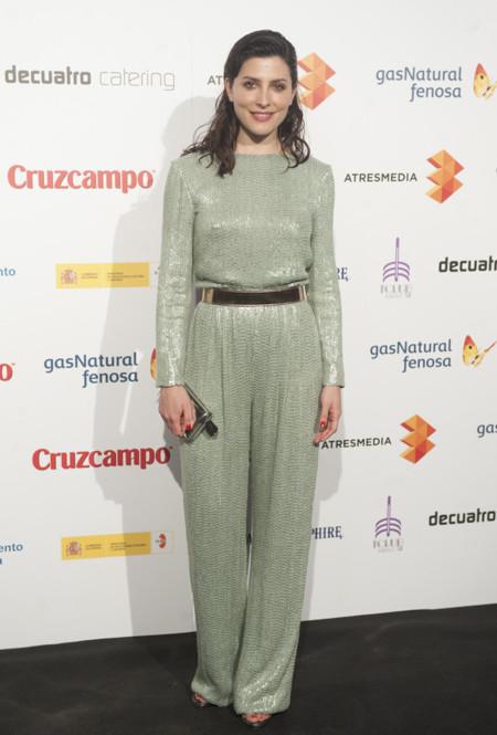 Barbara Lennie Festival Cine de Málaga 2014 presentacion