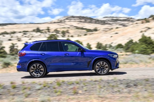 Probamos el BMW X5 M Competition, un SUV de 625 CV con un lado racional y también dispuesto a hacerte perder la cabeza