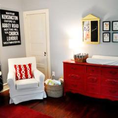 Foto 2 de 5 de la galería un-dormitorio-infantil-de-inspiracion-britanica en Decoesfera