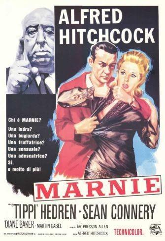 Alfred Hitchcock: 'Marnie, la ladrona'