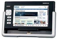 Nokia 770 en funcionamiento