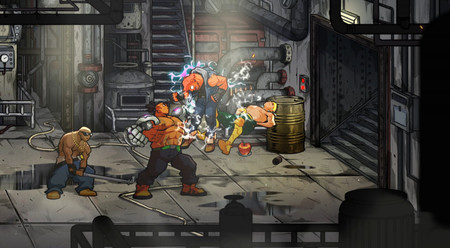 Streets Of Rage 4 3