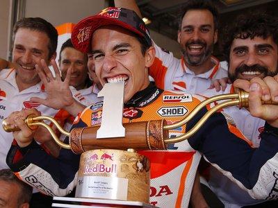 Marc Márquez llega a Austin con pleno de poles y victorias desde su llegada a MotoGP