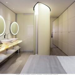 Foto 3 de 8 de la galería hotel-puerta-america-norman-foster en Decoesfera