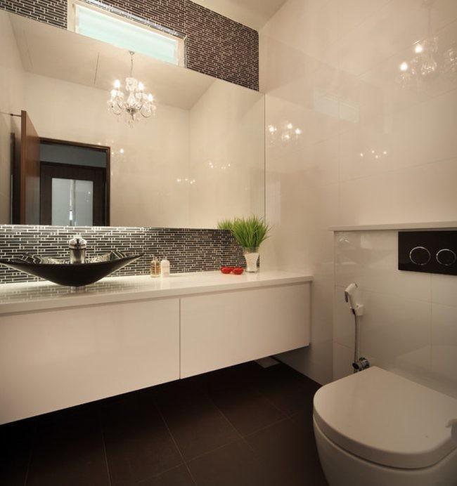 Un aire renovado al cuarto de ba o por menos de 50 euros for Ante banos disenos modernos