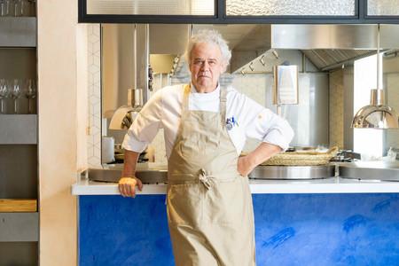 El chef José Luis García-Berlanga
