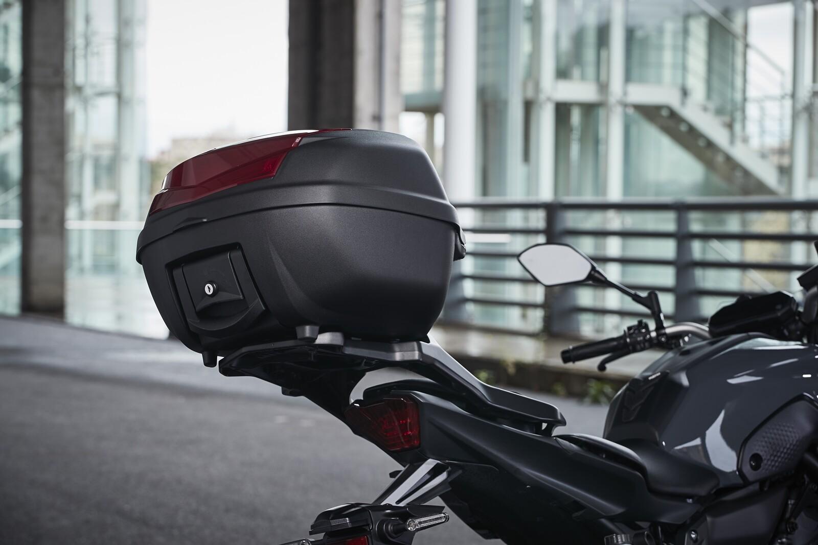 Foto de Yamaha MT-07 2021, prueba (9/75)