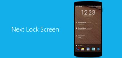 Next Lock Screen se actualiza, ahora con controles multimedia y nuevas características