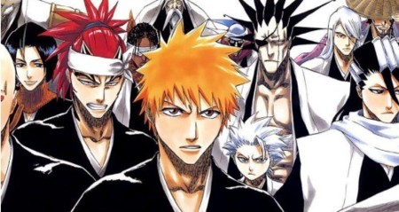 Bleach, Naruto y Death Note en la iTunes Store de USA