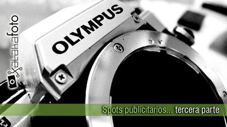 Spots publicitarios de marcas fotográficas... tercera parte
