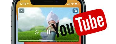 La app de YouTube reserva el PiP para usuarios premium a pesar de que debería ser gratuita en iOS 14
