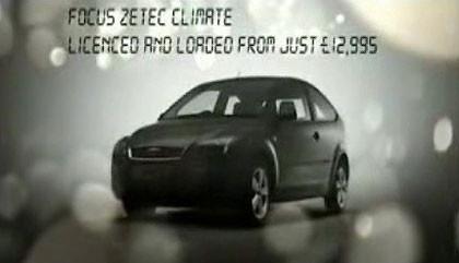 Censurado un anuncio del Ford Focus en Inglaterra