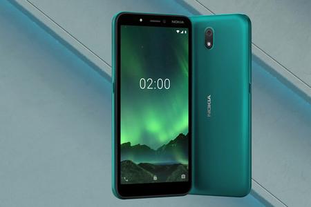 Nokia C2: el móvil sencillo con Android Go regresa con conectividad 4G