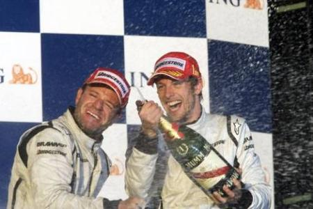 "Rubens Barrichello molesto con los ""cambios de estrategia"""