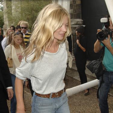 Kate Moss nos inspira con looks de hace más de 20 años que siguen siendo alucinantes hoy