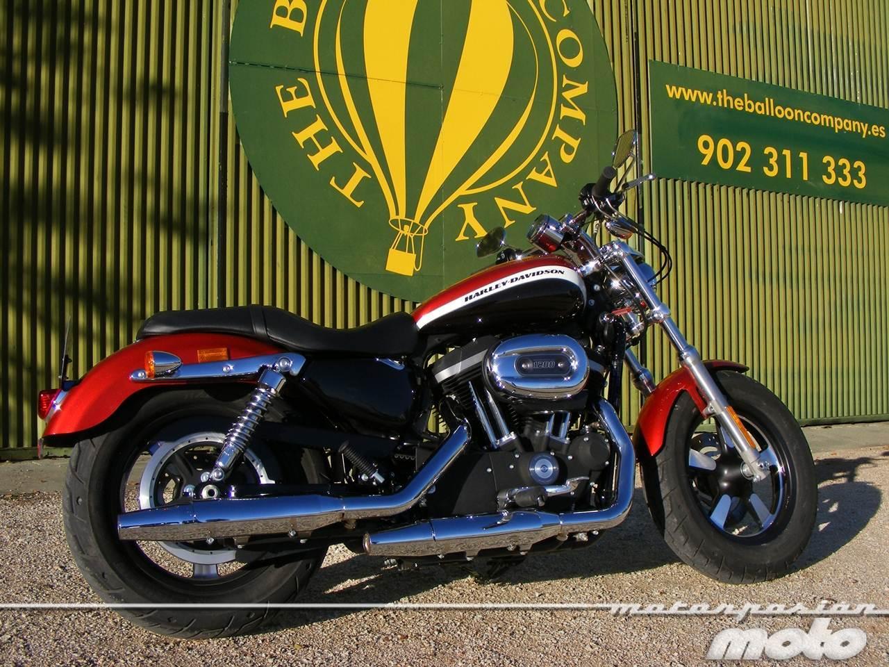 Foto de Harley-Davidson XR 1200CA Custom Limited (16/65)