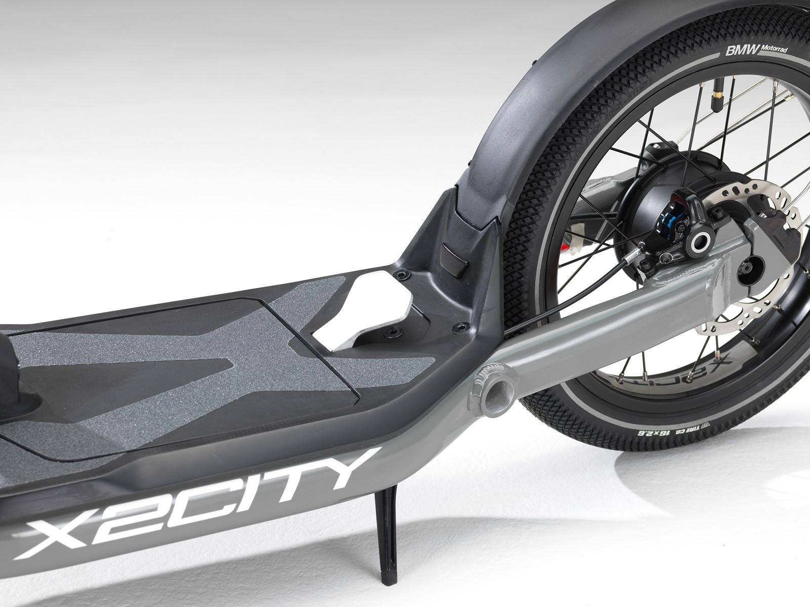 Foto de BMW Motorrad X2City, un patinete eléctrico de la marca alemana (9/10)