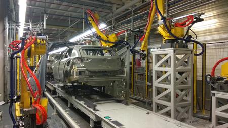 Opel Figueruelas Fabrica Planta 02