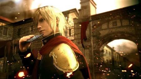 Así luce Final Fantasy Type-0 con su versión en Alta Definición