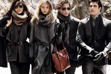 modelos massimo dutti invierno 2014 2015