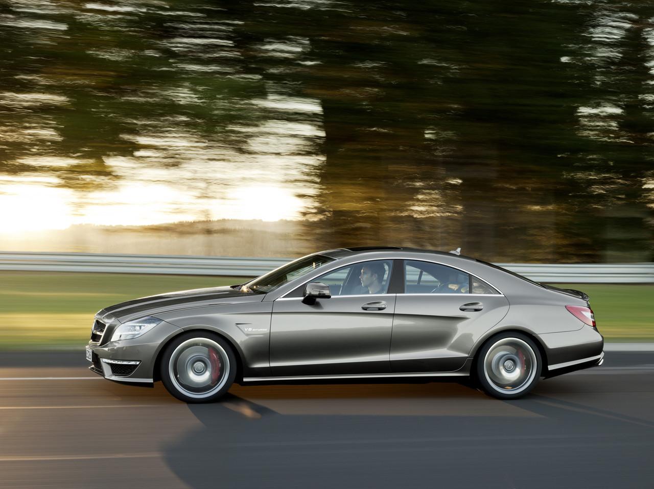 Foto de Mercedes CLS 63 AMG 2011 (17/30)