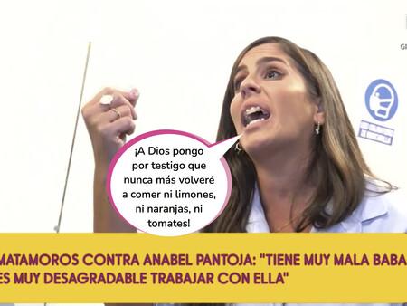 """Anabel Pantoja pierde los papeles tras escuchar estas críticas de María Patiño y Kiko Matamoros sobre ella: """"Abandono 'Sálvame', quiero ser la vaga de España"""""""