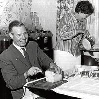 La pequeña gran revolución que supuso para la vida doméstica el pan rebanado
