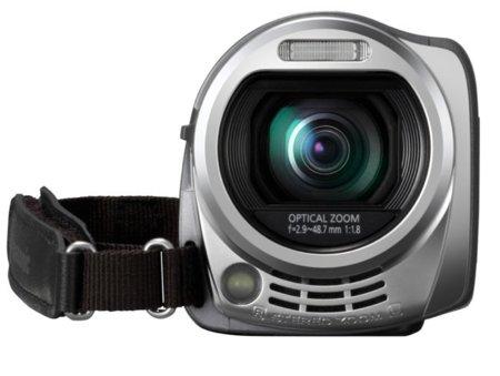 Panasonic pone el vídeo de alta definición en la palma de tu mano