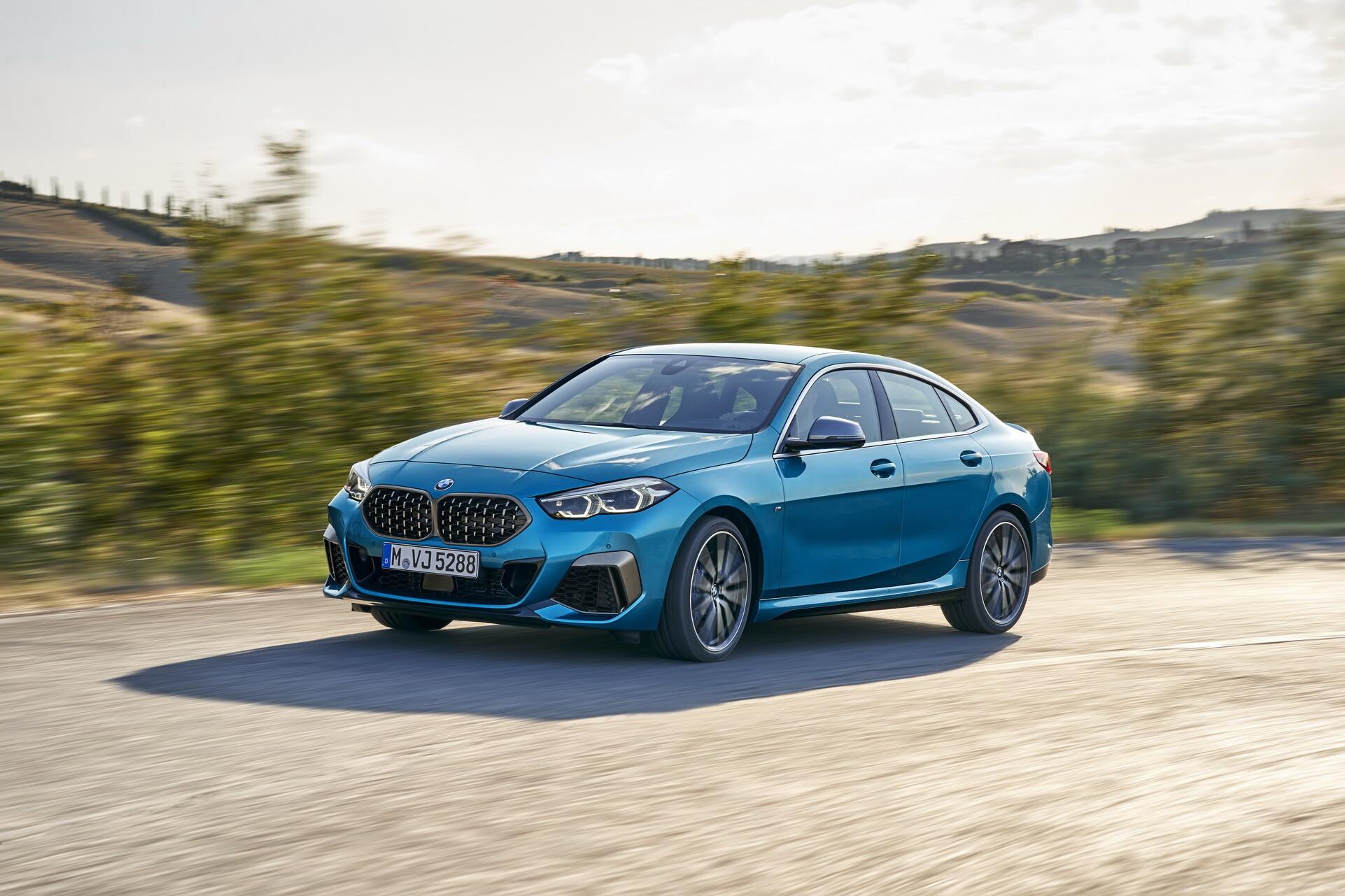 Foto de BMW Serie 2 Gran Coupé (2/24)