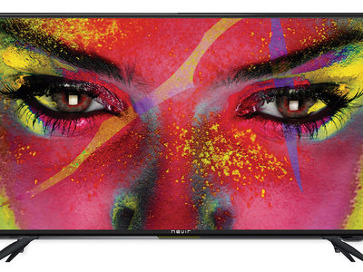 Televisor Nevir de 55 pulgadas, con resolución 4K, por sólo 399 euros y envío gratis
