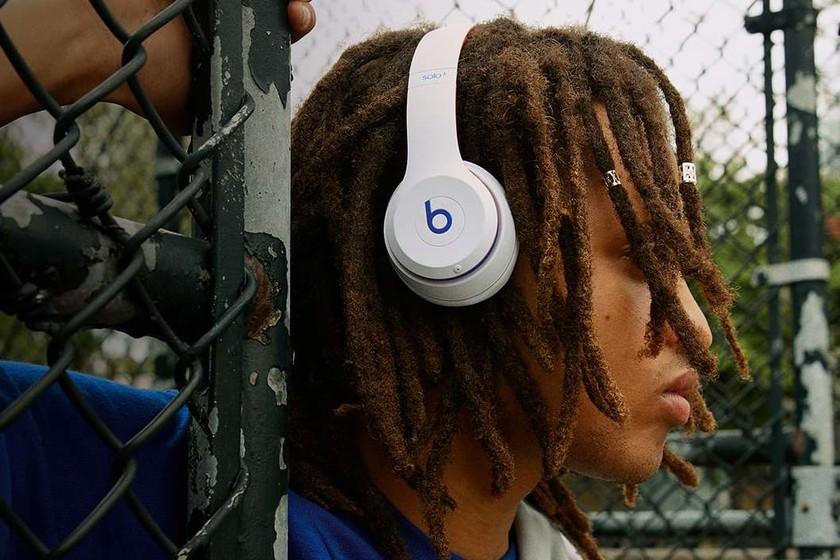Los auriculares de diadema Beats Solo3 Wireless están