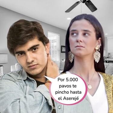 El bulo sobre Victoria Federica y el pisazo de 5.000 euros mensuales: la hija de la infanta Elena no abandona el nido y Jorge Bárcenas vive con un colega