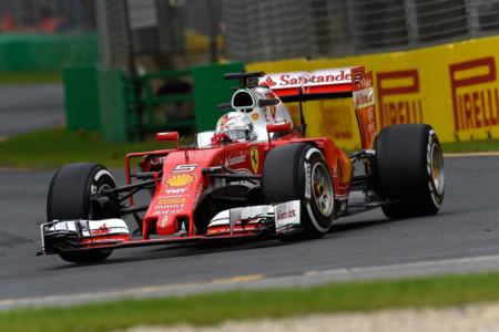 Vettel Clasificacion Australia