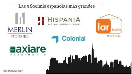 Invertir Socimis Espana