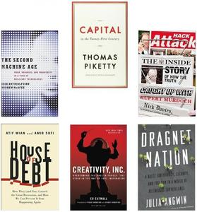 "Ganó ""Capital in the Twenty-First Century"" de profesor Thomas Piketty"