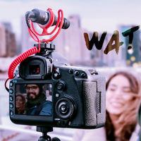 11 micrófonos por menos de 100 euros para grabar tus vídeos