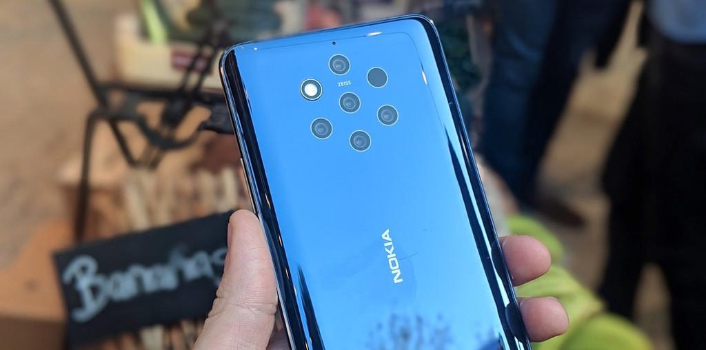 Nokia 9.1 Pureview wird ende des jahres mit 5G, perforierte leinwand und besten kameras, gerüchten zufolge