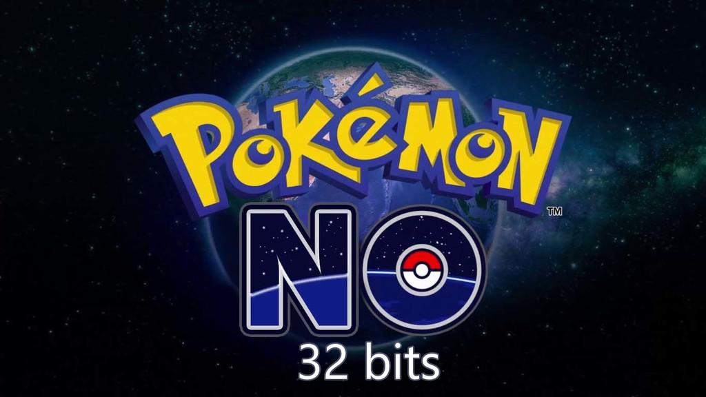 Pokémon GO dejará de ir en móviles de 32 bits: cómo conocer si tu amovible es de 32 o 64 bits