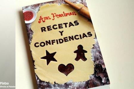 Un libro de recetas y confidencias de Ann Pearlman