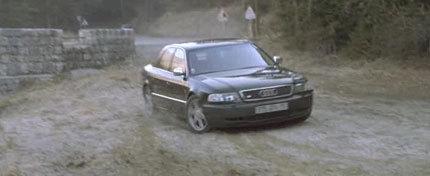 Audi S8 - Ronin
